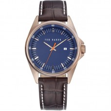 Ted Baker Brown Strap Watch