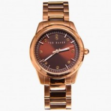 Ted Baker Rose Gold Watch